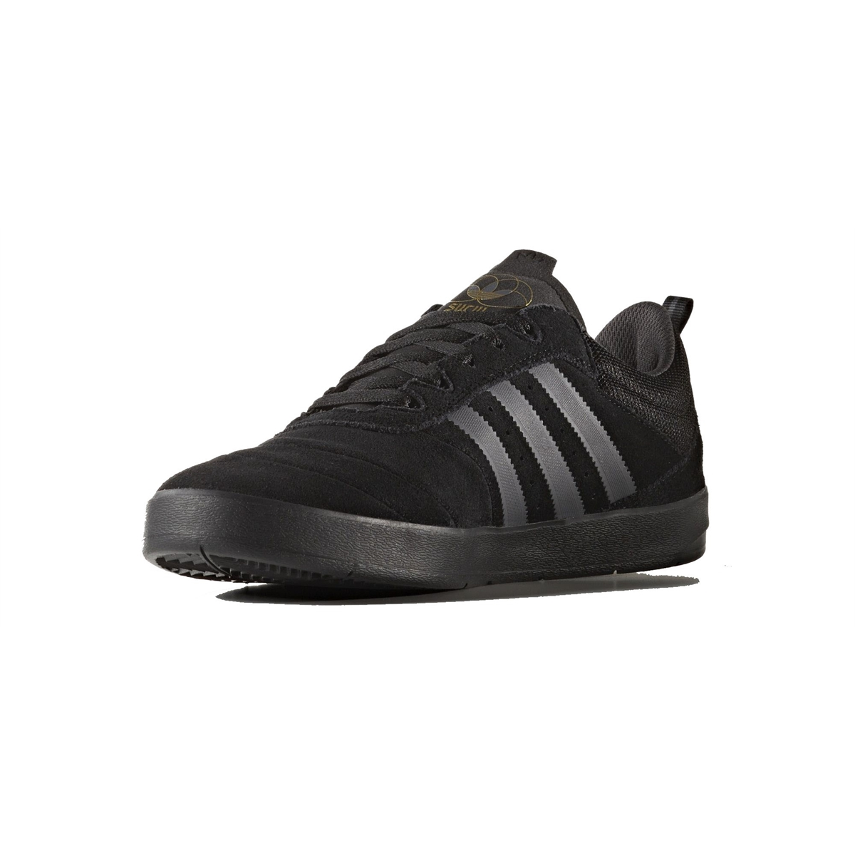 Adidas Men Athletic Shoes Suciu Adv Skateboard Shoes Core Black