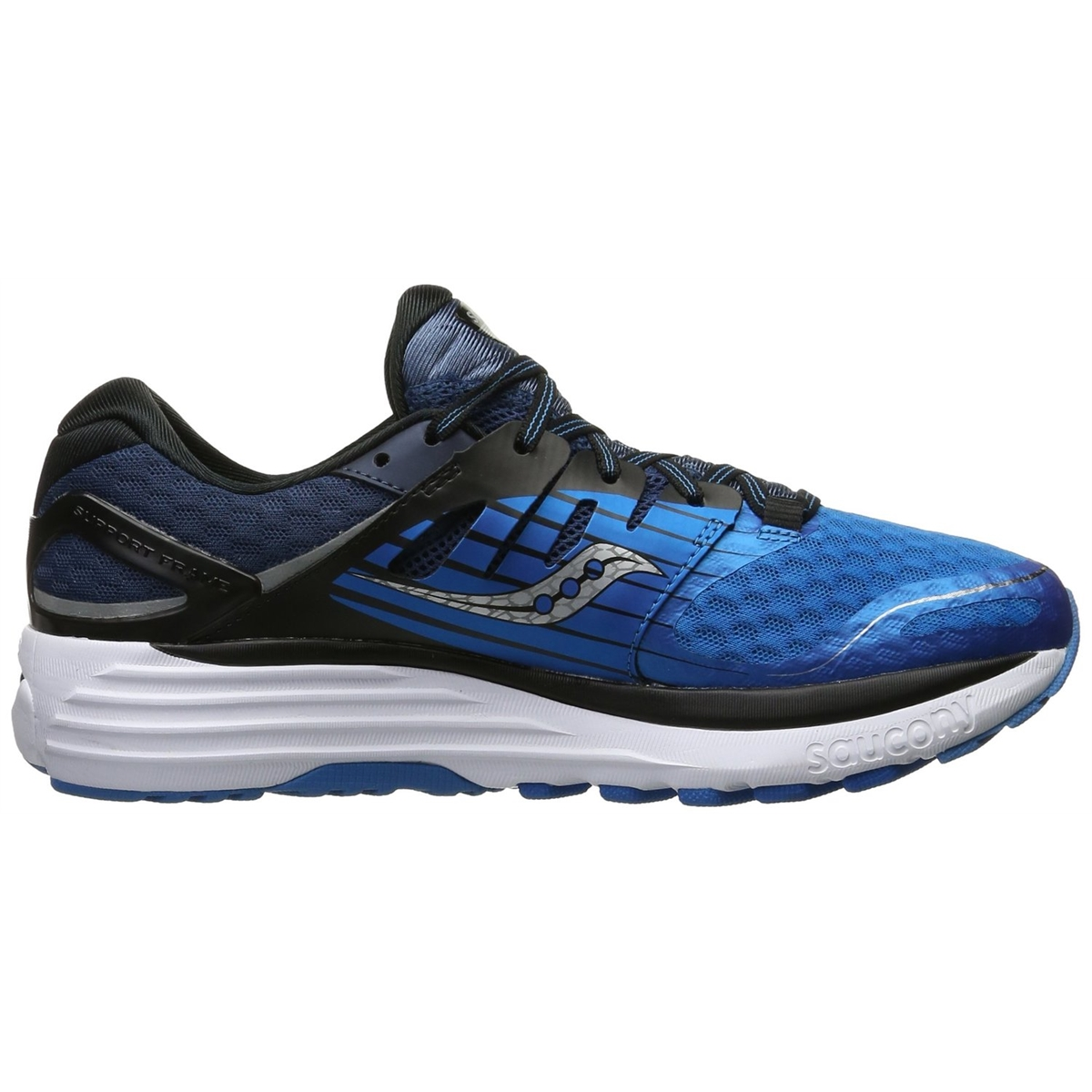 saucony men triumph iso 2 round toe synthetic running shoes s20290